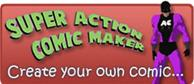 Super Action Comic Book Maker